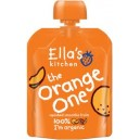 Ella's Kitchen Organic Smoothie -Orange One - O