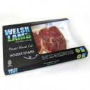 Welsh Lam - Lamb Leg  Steak 200g