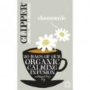 """""""FAIR TRADE"""" Clipper Organic Chamomile Tea 20 bags"""