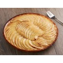 Apple Tart With Compote  450g
