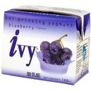 Ivy Drinking Yoghurt Blueberry 180ml - Thailand